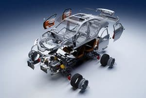 modélisation voiture 3D